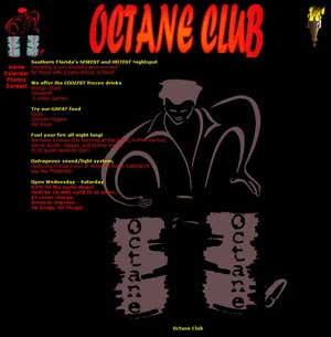 Octane Club (Click to go to larger image)