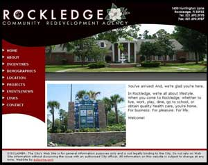 City fo Rockledge CRA (Click to go to web site)